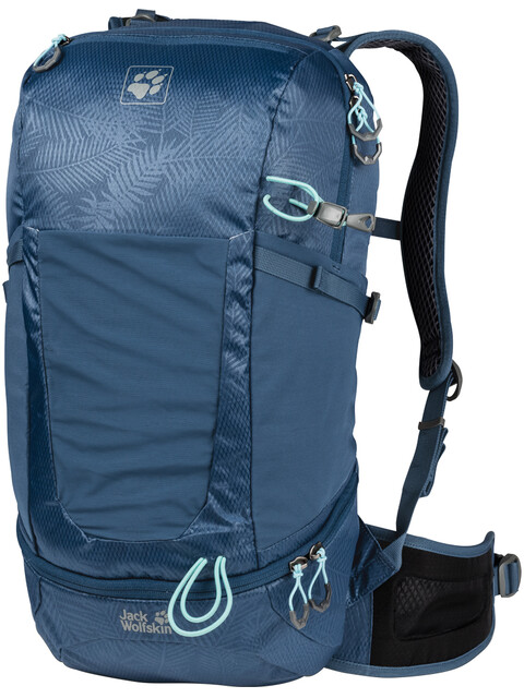 Jack Wolfskin Kingston 22 - Sac à dos - bleu